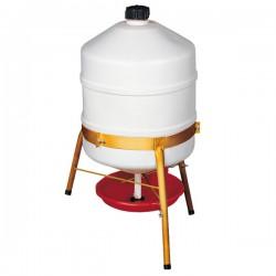 NOVITAL Abbeveratoio a serbatoio per POLLI da 30 litri