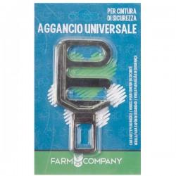 FARM COMPANY Aggancio universale  cintura di sicurezza per guinzaglio Cane