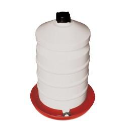 NOVITAL Abbeveratoio a serbatoio per POLLI da 20 litri
