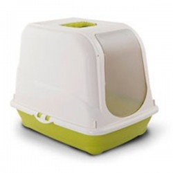 RECORD OLIVER Toilette per Gatto con Basculante 33x45x40h cm