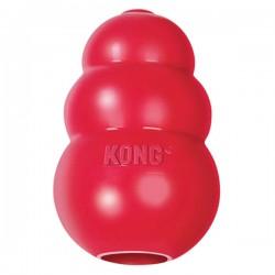 KONG CLASSIC Gioco in gomma Ricompensa per Cani Large 10 cm