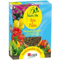 ZAPI NUTRILIFE BIO ORTO E PIANTE Nutrimento Organico Granulare da 1 kg