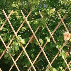 Steccato Estensibile in bamboo 60x180 cm