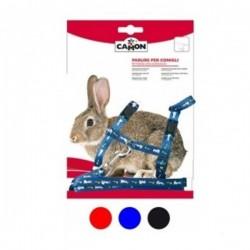 CAMON Pettorina con Guinzaglio Per Coniglio