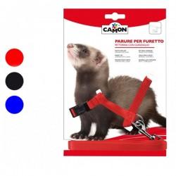 CAMON Pettorina con Guinzaglio Per Furetti