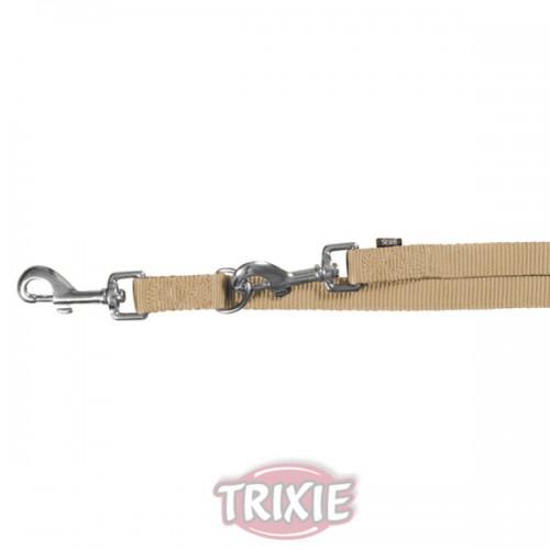 TRIXIE Premium Guinzaglio Addestramento per Cane in Nylon 15x2000 mm