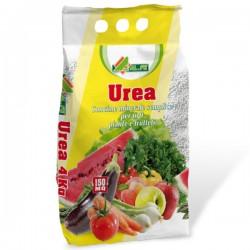 ALFE UREA Concime minerale per orti piante e frutteti da 4kg per 150mq N46%