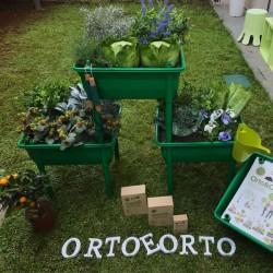 Orto&Orto sistema di orto modulare per ORTO URBANO