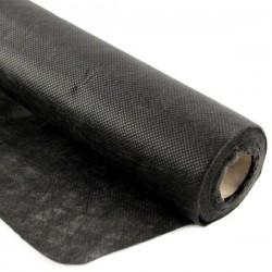 Telo Per Pacciamatura Nero In Tessuto Non Tessuto 50 Gr/Mq h 80cm
