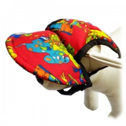 PET'S CREATION Visiera Cappellino per Cane Tg.35