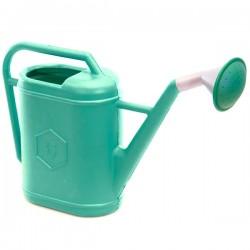 ICS Innaffiatoio in plastica con doccia da 6 litri