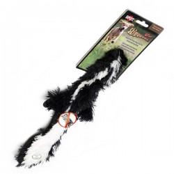 SPOT Gioco mini Skinneeez PUZZOLA con sonaglio per cane 60 cm
