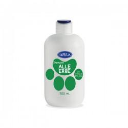 TEWUA Shampoo alle ERBE per Cani 500 ml.