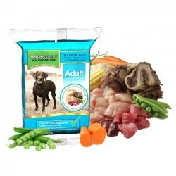 NATURES MENU' chicken, lamb & tripe - CIBO SURGELATO PER CANI gusto POLLO, AGNELLO e TRIPPA da 300g