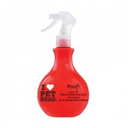 PET HEAD Deodorante spray alla Pera Asiatica per cane e gatto da 450 ml