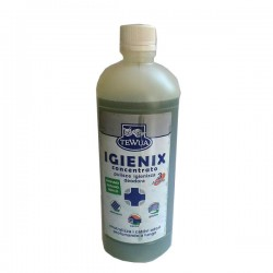 TEWUA Detergente Pavimenti, Gabbie, Cucce 1 Lt