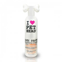 PET HEAD Shampoo Illuminante con olio di argan per cani da 354 ml