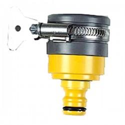 HOZELOCK Connettore per un rubinetto rotondo fino a Ø -18  mm