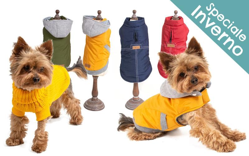 Cappottini per cane Autunno Inverno